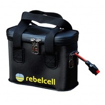 Rebelcell draagtas accu S