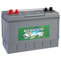 Hankook 100 Ah semi-tractie accu