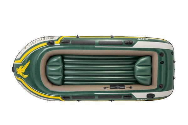 Intex Intex Seahawk 4 Set - Vierpersoons opblaasboot