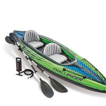 Intex Challenger K2 - Tweepersoons Kayak