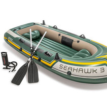 Intex Seahawk 3 - Driepersoons opblaasboot