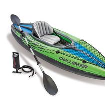 Intex Challenger Kayak K1 - Eenpersoons