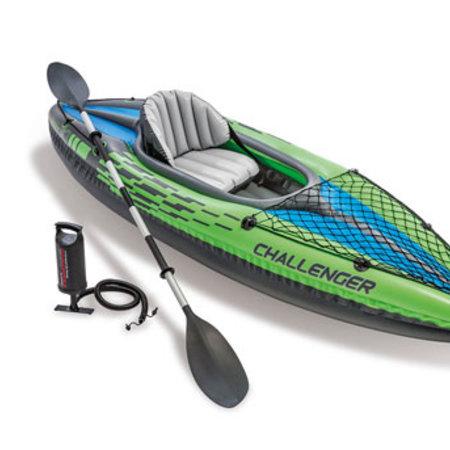 Intex Intex Challenger Kayak K1 - Eenpersoons