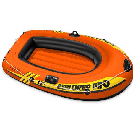 Intex Intex Explorer Pro 100 Eenpersoons opblaasboot