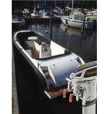 Gentle Gentle 530 Tender elektrische sloep met Torqeedo Cruise 4.0