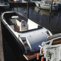 Gentle 530 Tender elektrische sloep met Torqeedo Cruise 4.0