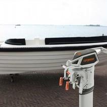 Gentle 535 elektrische sloep met Torqeedo Cruise 4.0