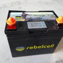 Tweedekans Rebelcell 12V50 Lithium Accu