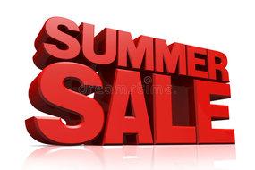 Summer Sale bij Boot4