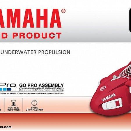 Yamaha Yamaha Seal onderwaterscooter