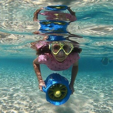 Yamaha Yamaha Pooljet onderwaterscooter