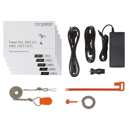 Torqeedo Torqeedo Travel 1103 kortstaart met extra accu