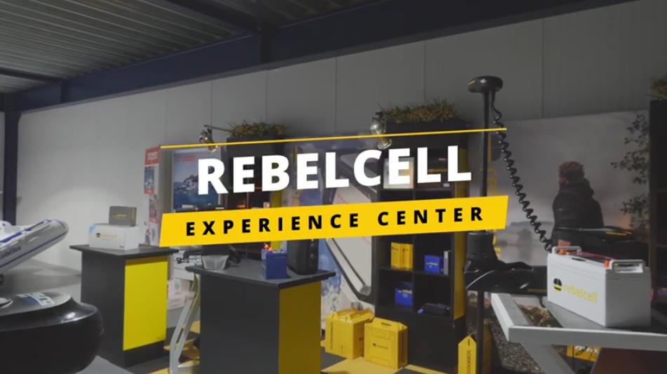 Bezoek het Rebelcell Experience Center