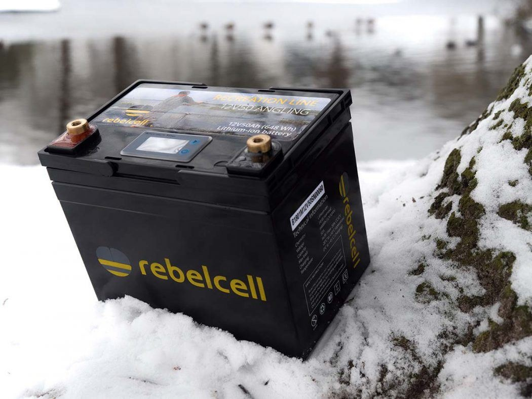 Rebelcell Winter Onderhoud Tips