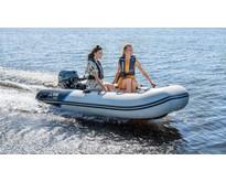 Yam 310S rubberboot met aluminium vloerplaten