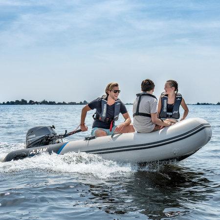 Yam Yam 310S rubberboot met aluminium vloerplaten