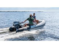 Yam 340S rubberboot met aluminium vloerplaten