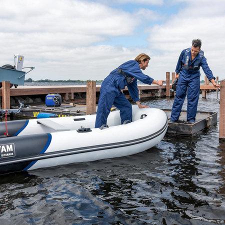 Yam Yam 340S rubberboot met aluminium vloerplaten