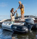 Yam Yam 310STi-V rubberboot met dubbele opblaasbare bodem