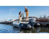 Yam 310STi-V rubberboot met dubbele opblaasbare bodem