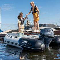 Yam 310STi-V rubberboot