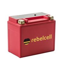Rebelcell START Lithium accu (startaccu benzine buitenboordmotoren tot 200 pk)