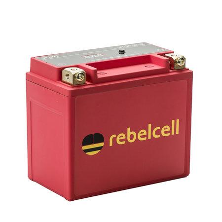 Rebelcell Rebelcell START LITHIUM ACCU (startaccu voor alle benzine buitenboordmotoren tot 200 pk)