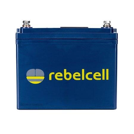 Rebelcell Rebelcell 12V50 AV  li-ion accu (634 Wh)