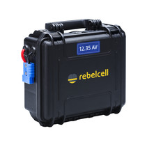 Rebelcell  Outdoorbox 12.35 AV