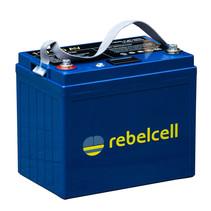 Rebelcell 12V100 AV li-ion accu (1,29 kWh)