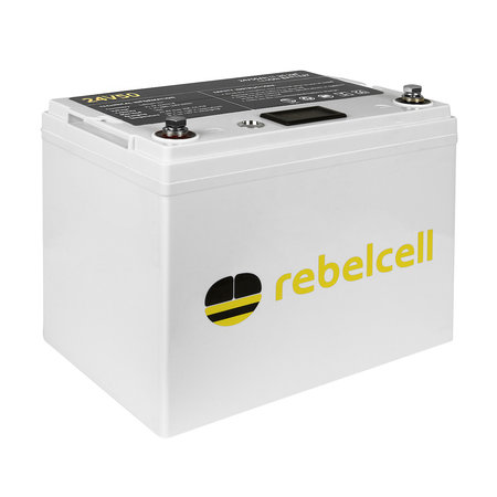 Rebelcell Rebelcell 24V50  li-ion accu (1,3 kWh)
