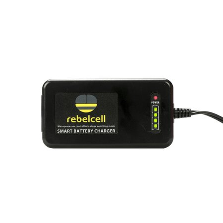 Rebelcell Rebelcell 14.6V3A li-ion acculader- voor Rebelcell START