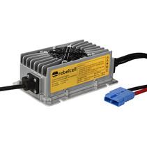 Rebelcell acculader waterdicht 12.6V20A Outdoorbox AV (IP65)