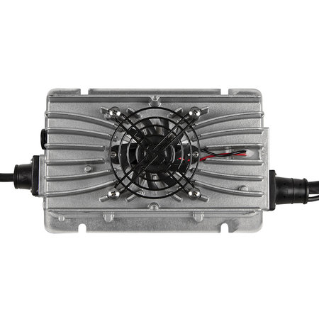 Rebelcell Rebelcell Acculader 29.4V20A Li-ion (IP65) waterdicht (voor 24V50/ 24V100 Angling li-ion accu).