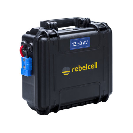 Minn Kota Minn Kota Endura Max 40 complete set met Rebelcell 12.50AV Outdoorbox en acculader 10A