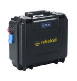 Minn Kota Minn Kota Endura Max 45 complete set met Rebelcell 12V70 lithium accu