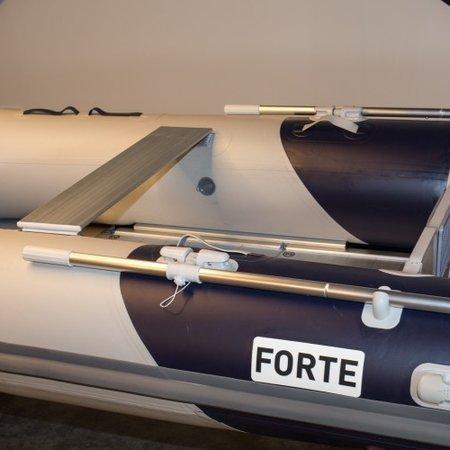 Forte 270R polyester Rib - Showroom model