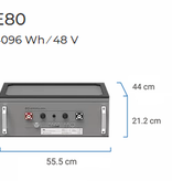 ePropulsion ePropulsion E80 accu (4096Wh - 48V)