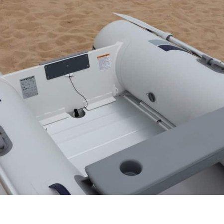 Highfield Highfield RU 280 AL rubberboot met aluminium vloerdelen