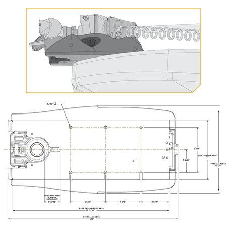 """Minn Kota MINN KOTA ULTERRA 80/MDI/IPILOT LINK-BT 60""""/152CM/24V"""