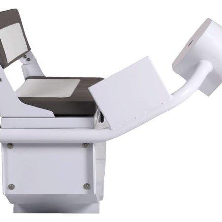 Talamex Talamex 1 persoon console FCT725 wit - zonder stuursysteem