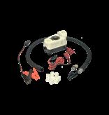 Bravo Bravo BP elektrische luchtpomp 12V sigarettenplug en accuklemmen