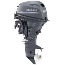 Yamaha 25 PK Langstaart Power trim en tilt