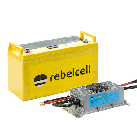 Rebelcell Rebelcell 36V70 Li-ion accu