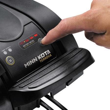"""Minn Kota Minn Kota TERROVA 112/MDI/IPILOT LINK-BT 60""""/152CM/36V"""