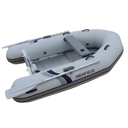 Highfield Highfield RU 250 AL rubberboot met aluminium vloerdelen