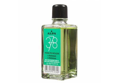 Alpa 378 aftershave