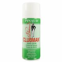 Pinaud Clubman scheerschuim geeft een rijk en dik schuim