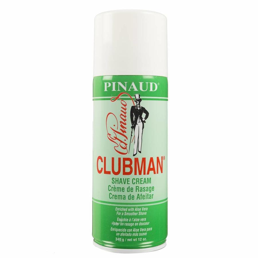 Pinaud Clubman scheerschuim geeft een rijk en dik schuim-1
