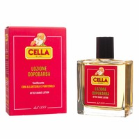Cella Milano aftershave lotion met de elegante Italiaanse geur